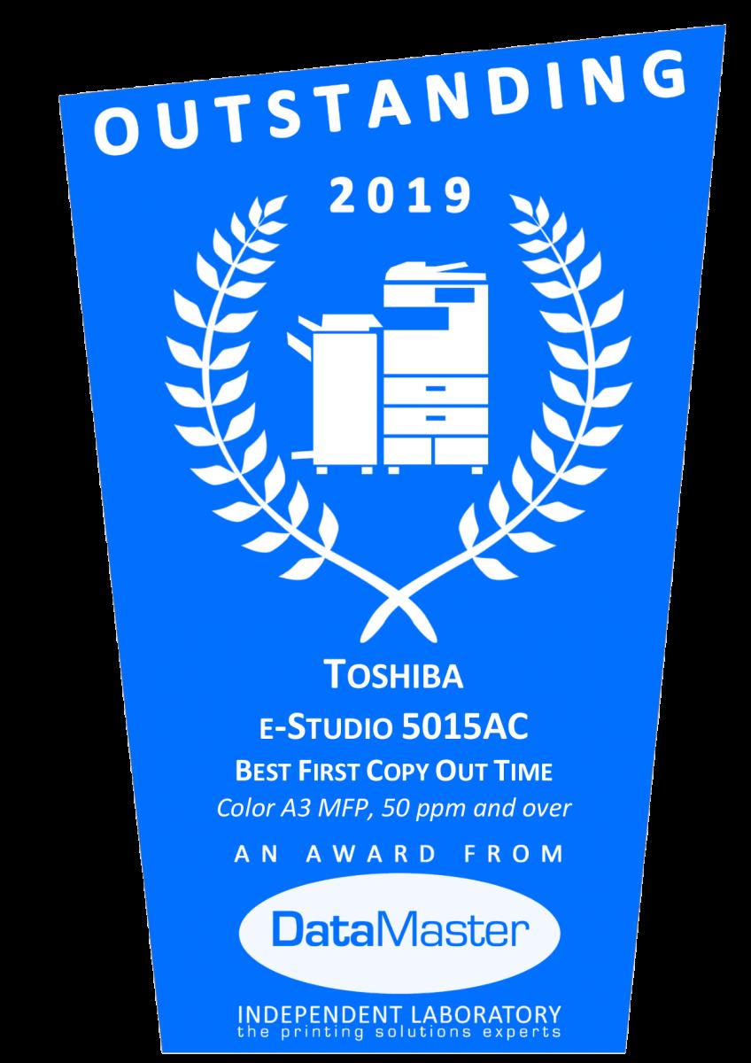 DataMaster Print Awards 2019