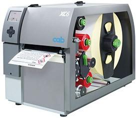 Dvobarvni termo transfer tiskalnik CAB XC
