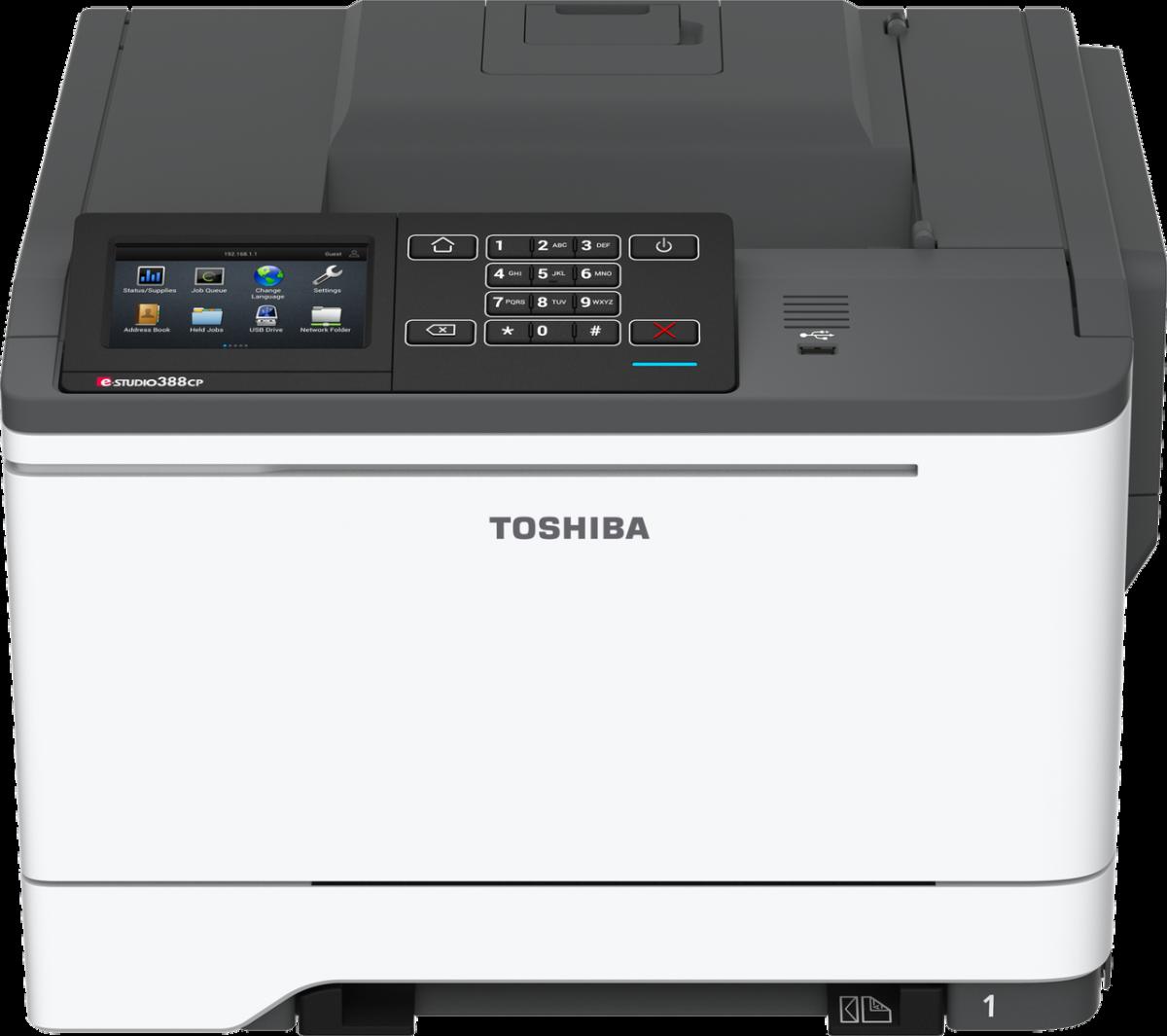 Tiskalnik TOSHIBA e-STUDIO388CP