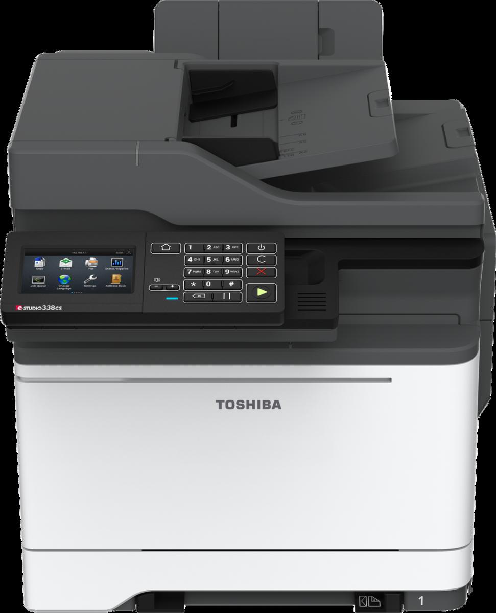 TOSHIBA e-STUDIO 338cs/388cs