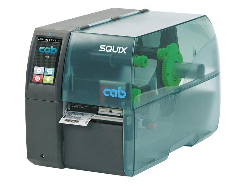 Termo transfer tiskalnik CAB SQUIX serija