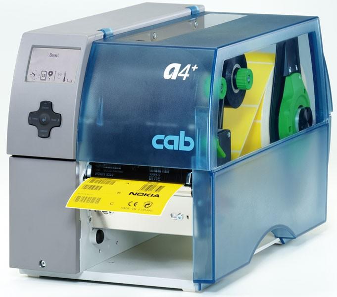 Termo transfer tiskalnik CAB A4+